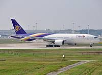 mpx/low/HS-TJU - B777-200 Thai - MXP 22-09-09.jpg