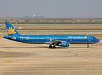 pvg/low/VN-A608 - A321-231 Vietnam Airlines - PVG 03-04-2018.jpg