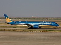 pvg/low/VN-A893 - A350-941 Vietnam Airlines - PVG 03-04-2018+.jpg
